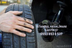 İstanbul Havalimanı Acil Lastik Yol Yardım  0553 853 0 537