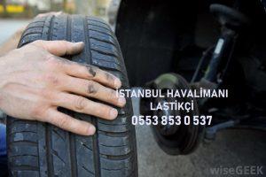 İstanbul Havalimanı Lastikçi 0553 853 0 537