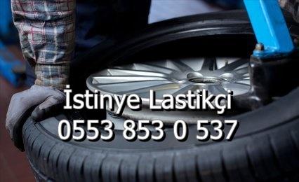 İSTİNYE MOBİL LASTİK YOL YARDIM 0553 853 0 537