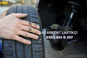 Acarkent 7/24 Lastikçi 0553 853 0 537