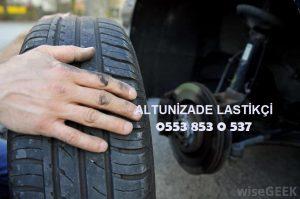 Altunizade Lastik Yol Yardım 0553 853 0 537