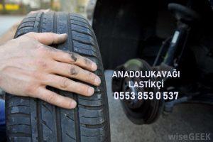 Anadolukavağı Lastik Tamiri 0553 853 0 537