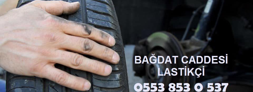 Bağdat Caddesi Mobil Lastik Yol Yardım 0553 853 0 537