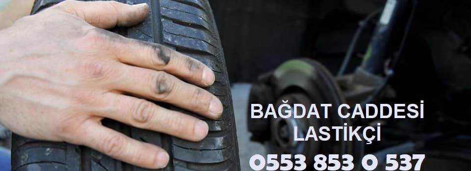 Bağdat Caddesi Lastik Yol Yardım 0553 853 0 537