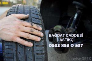 Bağdat Caddesi Açık Lastikçi 0553 853 0 537