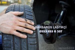 Barbaros 24 Saat Açık Lastikçi 0553 853 0 537