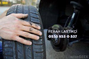 Ferah Oto Lastik Tamircisi 0553 853 0 537