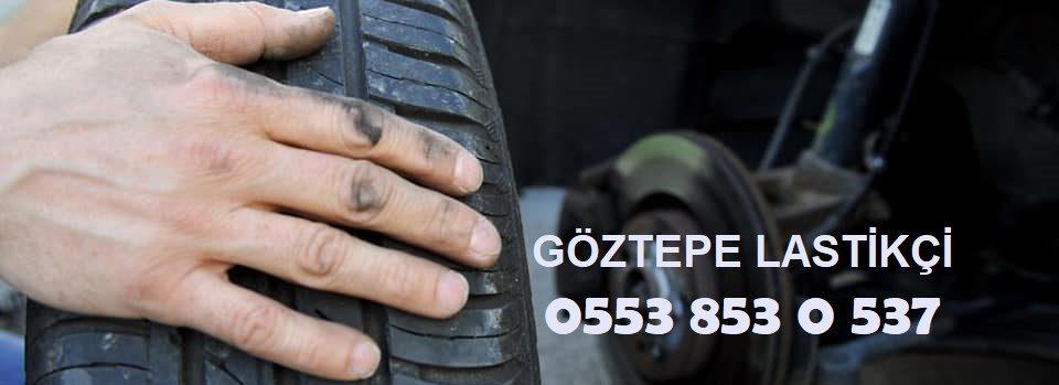 Göztepe Lastik Yol Yardım 0553 853 0 537
