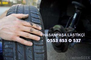 Hasanpaşa Lastik Yol Yardım 0553 853 0 537