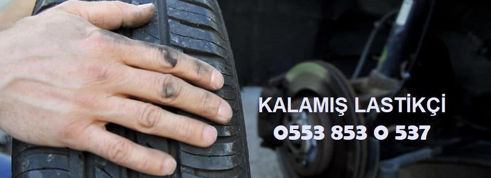Kalamış Acil Lastik Yol Yardım 0553 853 0 537