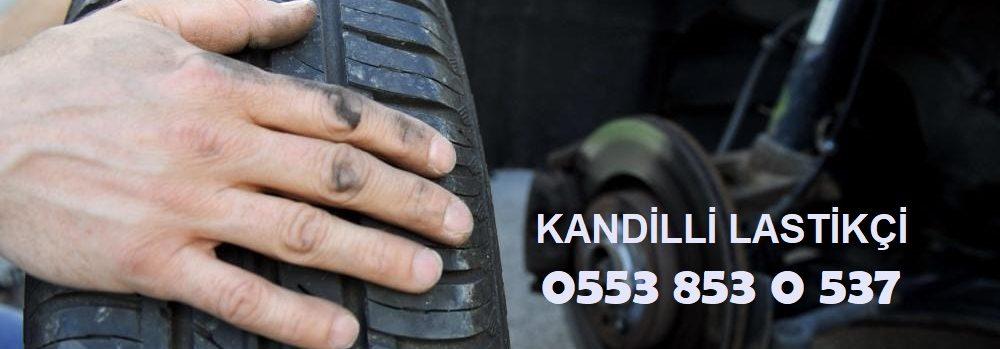 Kandilli Mobil Lastik Yol Yardım 0553 853 0 537