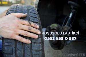 Koşuyolu Mobil Lastik Yol Yardım 0553 853 0 537