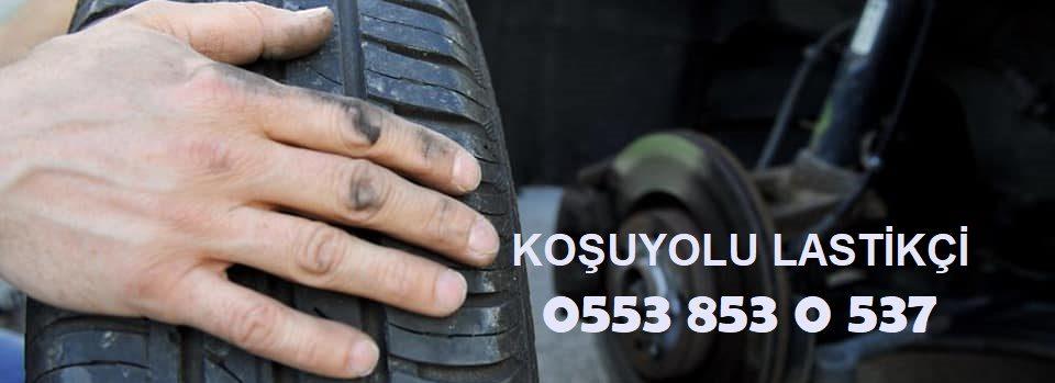 Koşuyolu Lastikçi 0553 853 0 537