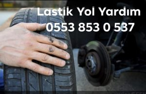Kadıköy 7/24 Lastikçi 0553 853 0 537