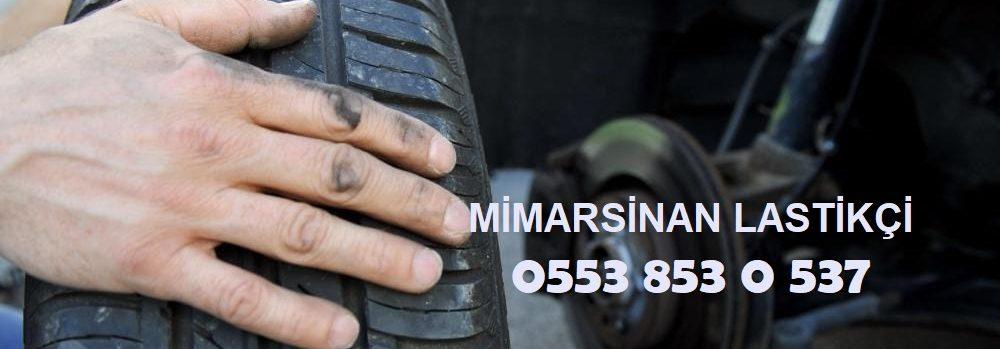 Mimarsinan Lastik Yol Yardım 0553 853 0 537